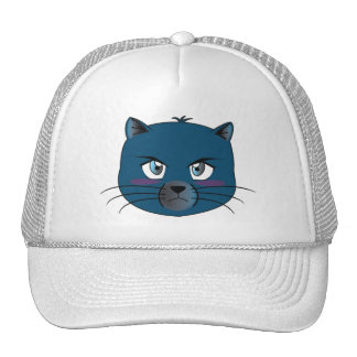 Angry Cat Hat