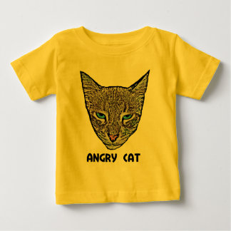 Angry Cat Infant T-Shirt