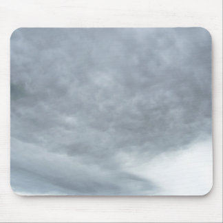 Angry Clouds Mouse Pad