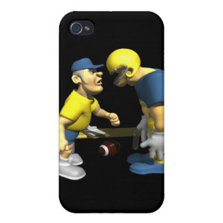 Angry Coach Case For iPhone 4