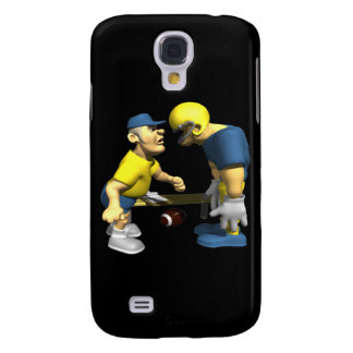 Angry Coach Galaxy S4 Case