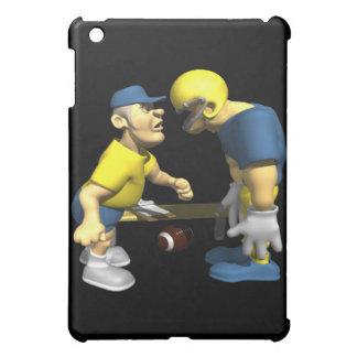 Angry Coach iPad Mini Case