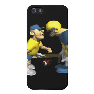 Angry Coach iPhone 5 Cases