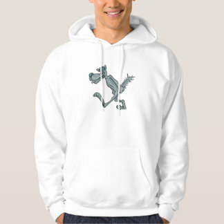 Angry Coyote Hoodie