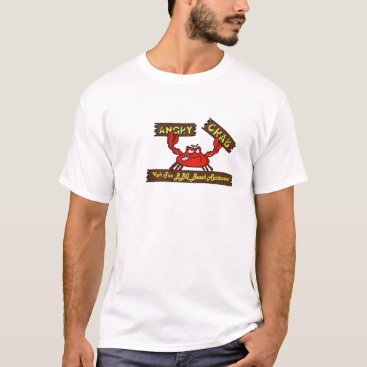 Professional Business Angry Crab3 copy copy T-Shirt
