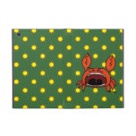 angry crab cover for iPad mini