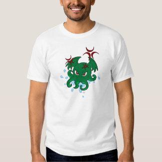 Angry Cthulhu Men's T-shirt