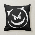 Angry/Devious Two Moods Pillow 3
