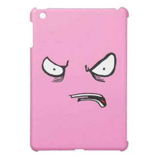 Angry Disappointment iPad Mini Case