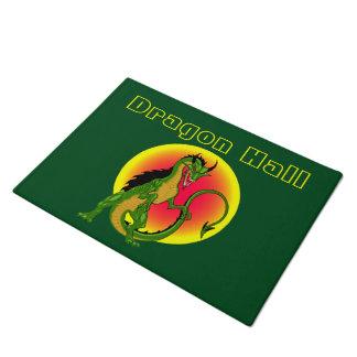 Angry Dragon Doormat