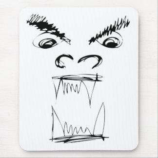Angry Dragon Mouse Pad