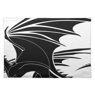 Angry Dragon Placemat
