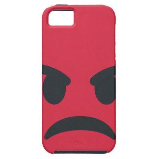Angry Emoji Funda Para iPhone SE/5/5s