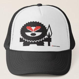 Angry Eskimo Trucker Hat
