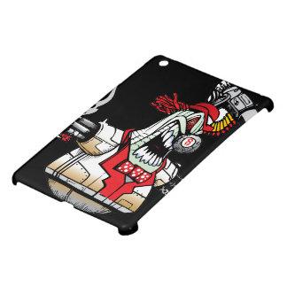 Angry Evil Robot iPad Mini Cover
