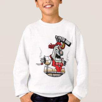 Angry Evil Robot Sweatshirt