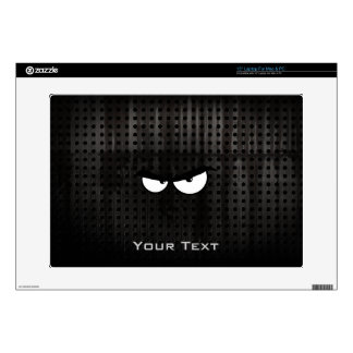 Angry Eyes; Rugged Decals For Laptops