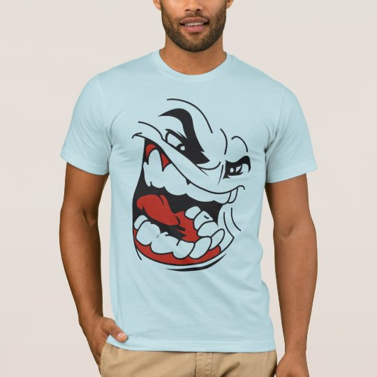 ANGRY FACE Shirt