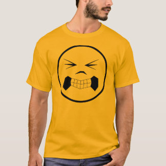 Angry Face T-Shirt