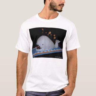 Angry Fail Whale Cake T-Shirt