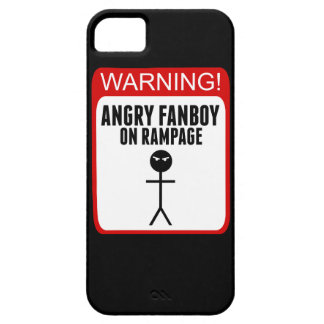 Angry Fanboy iPhone 5/5S iPhone SE/5/5s Case