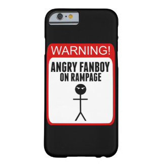 Angry Fanboy iPhone 6 Case