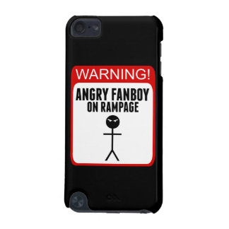 Angry Fanboy iPod Touch 5g Case