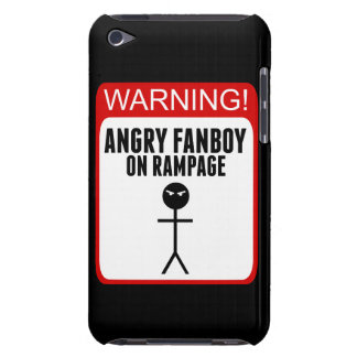 Angry Fanboy iPod Touch Case