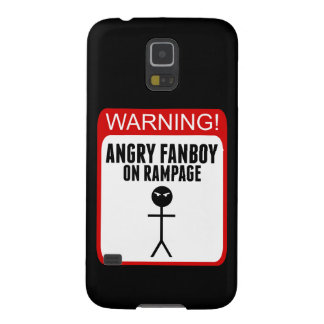 Angry Fandom Samsung Galaxy S5 Case