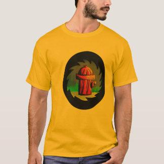 Angry Fireplug T-Shirt