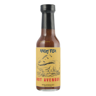 Angry Fish Chipotle Adobo Hot Sauce