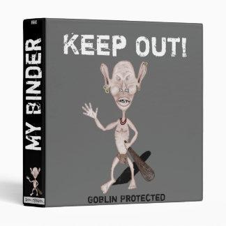 Angry Goblin Binder