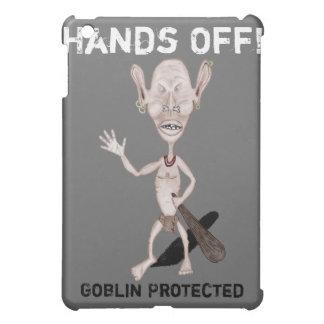 Angry Goblin iPad case
