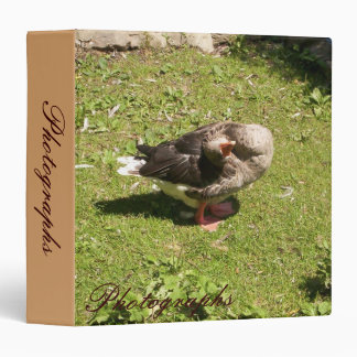 Angry Goose Binder