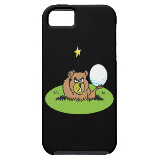 Angry Gopher iPhone 5 Covers