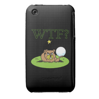 Angry Gopher iPhone 3 Case-Mate Case