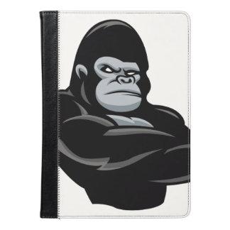 angry  gorilla iPad air case