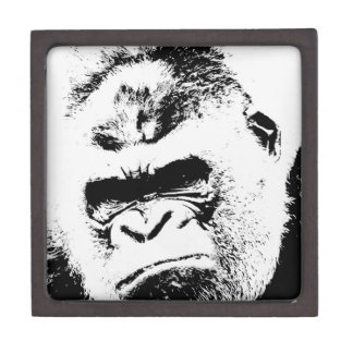 Angry Gorilla Jewelry Box