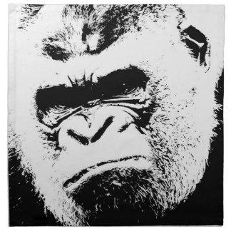 Angry Gorilla Napkin