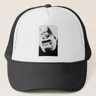 Angry Gorilla Trucker Hat