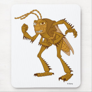 Angry Grasshopper - Hopper Disney Mouse Pad