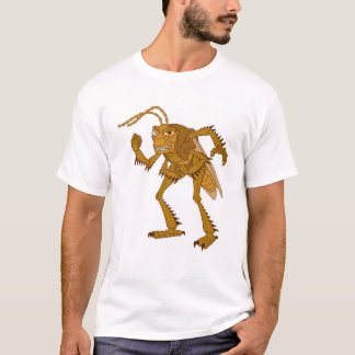 Angry Grasshopper - Hopper Disney T-Shirt