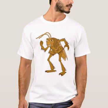 Disney Themed Angry Grasshopper - Hopper Disney T-Shirt