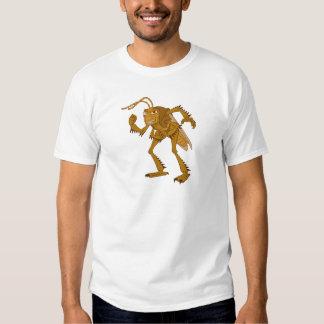 Angry Grasshopper - Hopper Disney Tee Shirt