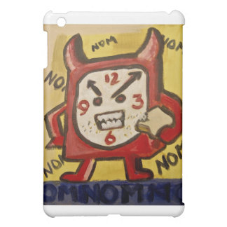 Angry Hungry Alarm iPad Cover