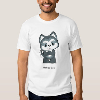 Angry Husky-Wolf Men's T-Shirt