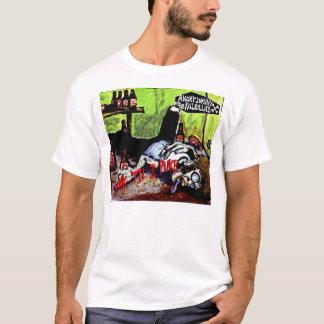 """Angry Johnny """"Drink 'Til I Puke"""" T-Shirt"""