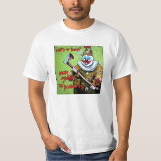 """Angry Johnny & The Kilbillies """"What's So Funny"""" T Tee Shirt"""