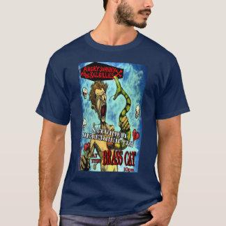 Angry Johnny & The Killbillies @ Brass Cat T-Shirt