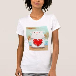 Angry Kitty Tee Shirt